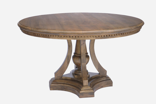 Laurent Round Dining Table Wisteriadesign