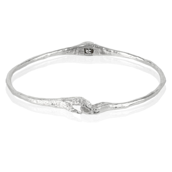 Together Cuff - Silver