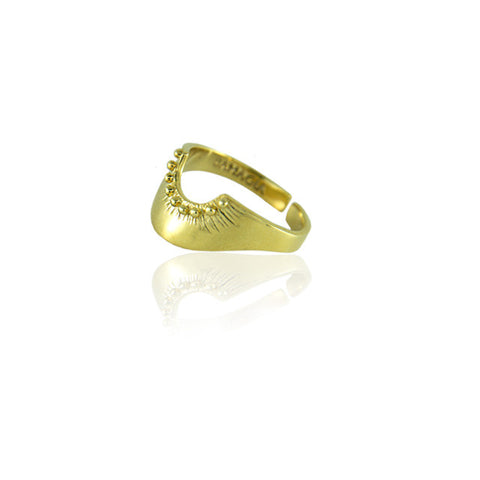 Sunset Ring - Gold