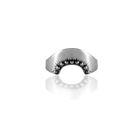 Sunset Ring - Silver