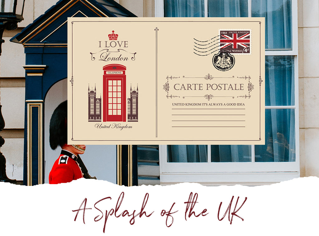 Find some wonderfully unique gifts for your recipients on their next Incentive trip to the UK.