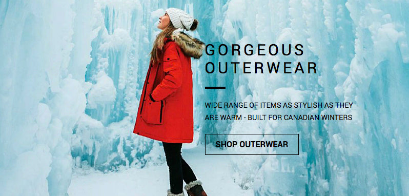 Gorgeous Outwear for Corporate Gifting - Red Scarf Gift Co. Canada