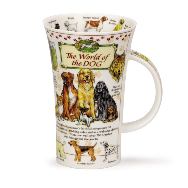 Dunoon Mug: Glencoe World of Dog