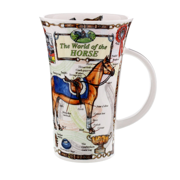 Dunoon Mug: Glencoe World of Horse