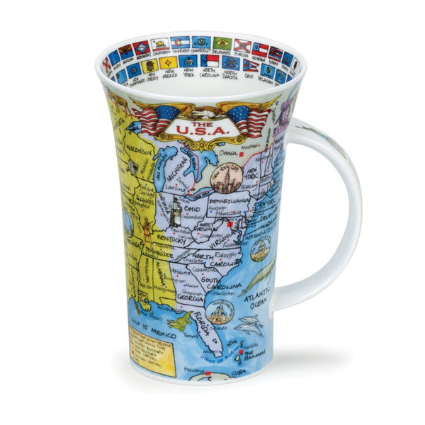 Dunoon Mug: Glencoe The USA