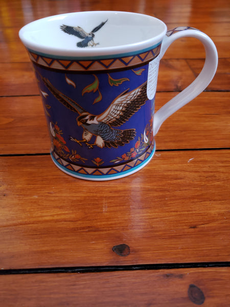 Dunoon Mug Arabia Eagle | Buy Online in Canada at Best Selection & Prices Red Scarf Gift Company
