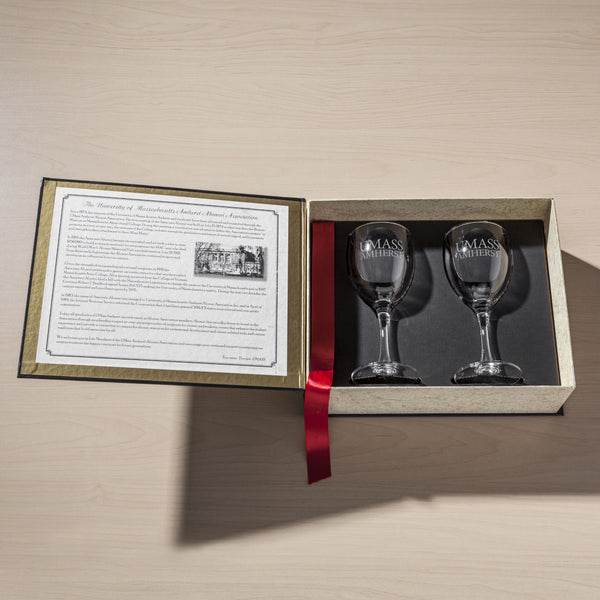 Storybook Wine Glass Set