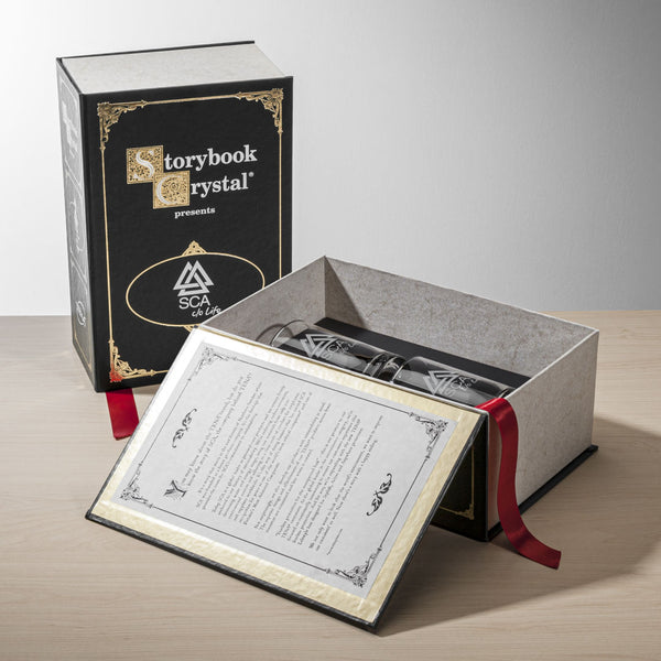 Storybook Double Old Fashioned Set