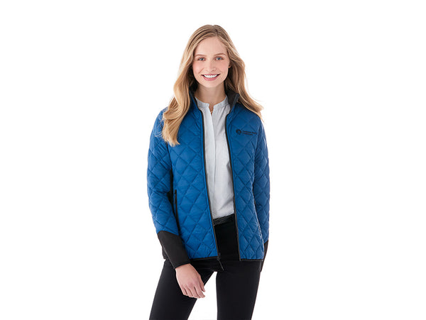 Womens' Rougemont Hybrid Insulated Jacket