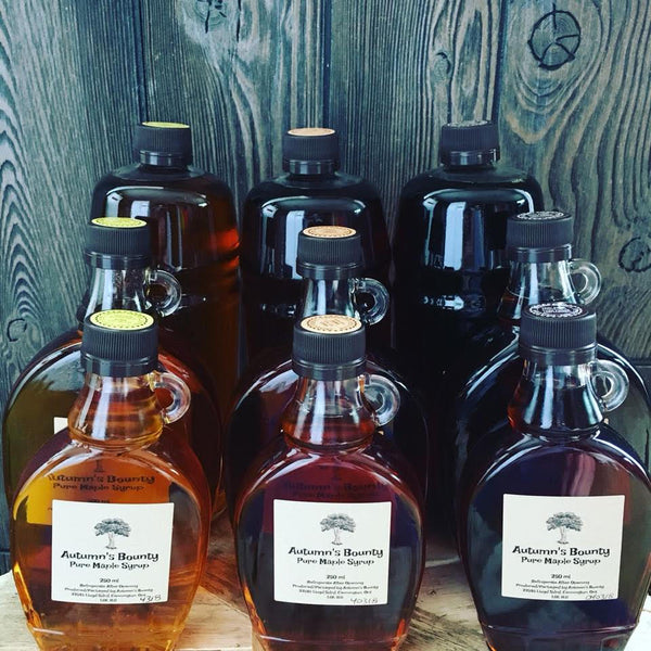 Autumn's Bounty Pure Maple Syrup