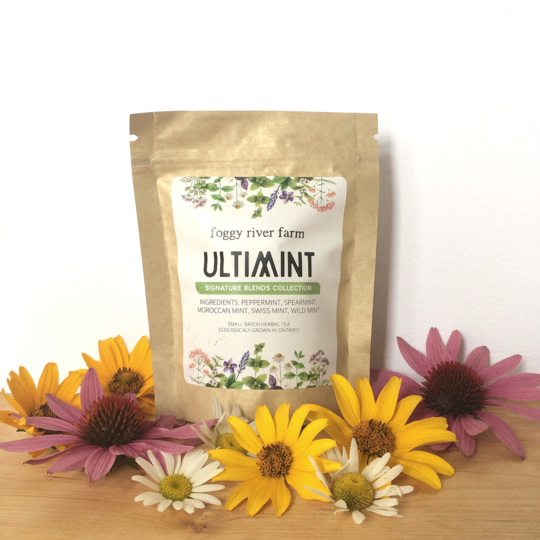 ULTIMINT Herbal Tea