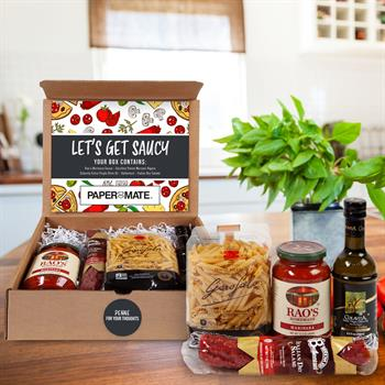 Let's Get Saucy - Italian Gourmet Kit