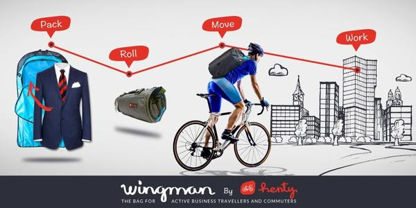 Henty Commuter Range - Wingman Messenger
