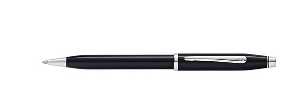 Writing Instruments: Century II Black Pen