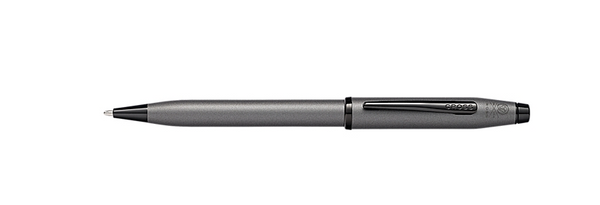 Writing Instruments: Century II Gunmetal Gray Pen