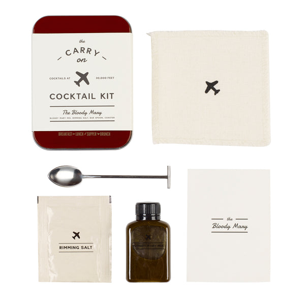 Bloody Mary Virtual Cocktail Kit
