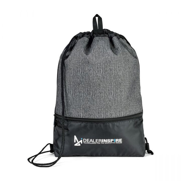 Lenox Cinchpack, Granite Heather Grey