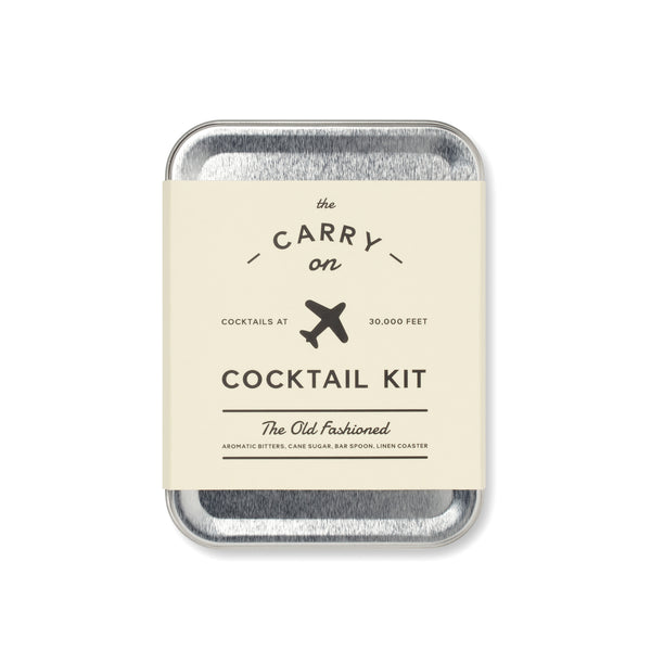 Old Fashioned Virtual Cocktail Kit