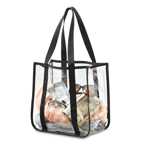 Clear Event Tote Bags