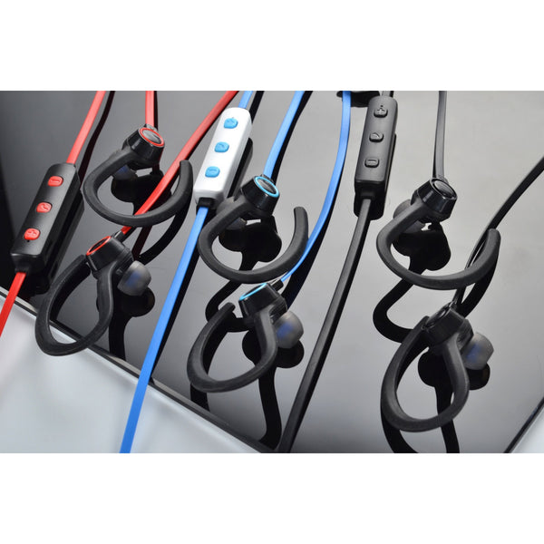 Tech: Wireless Bluetooth Sport Ear Buds