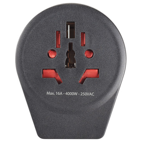 Tech: SKROSS PRO World & USB Travel Charging Adapter