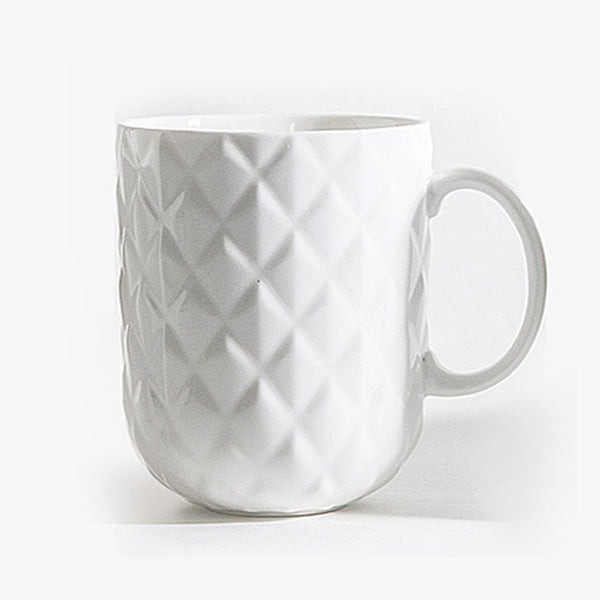 Beverage Ware: Nature Garden Pineapple Mug 15oz