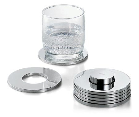RINGS Coaster, 7-pc. Set