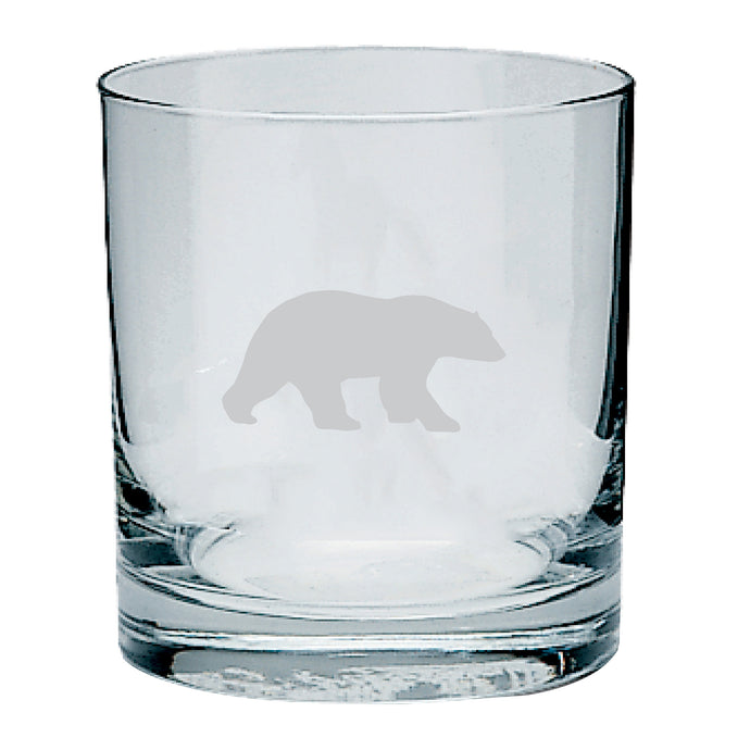 Polar Nation 13.5oz Rocks Glass