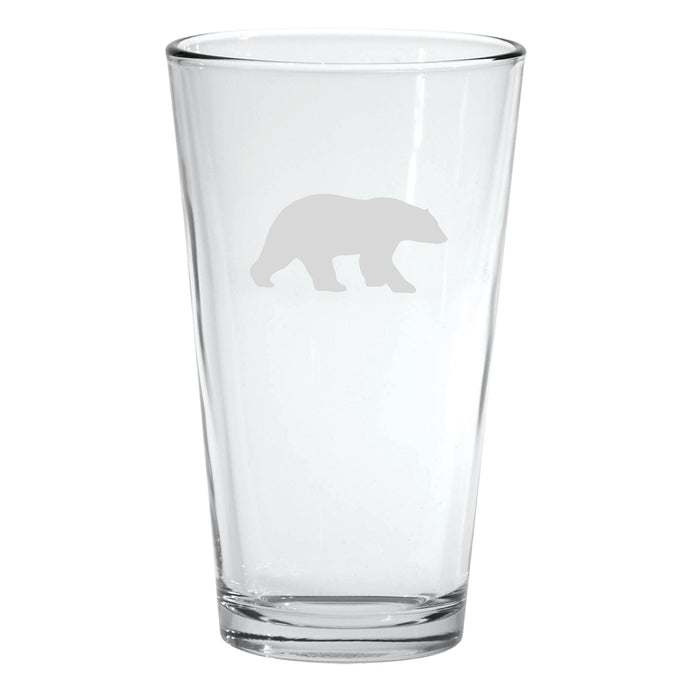 Polar Nation 16oz Pint Glass