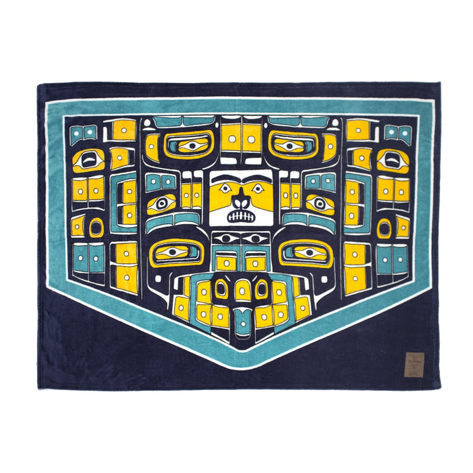 The Chilkat Velura™ Throw Blanket
