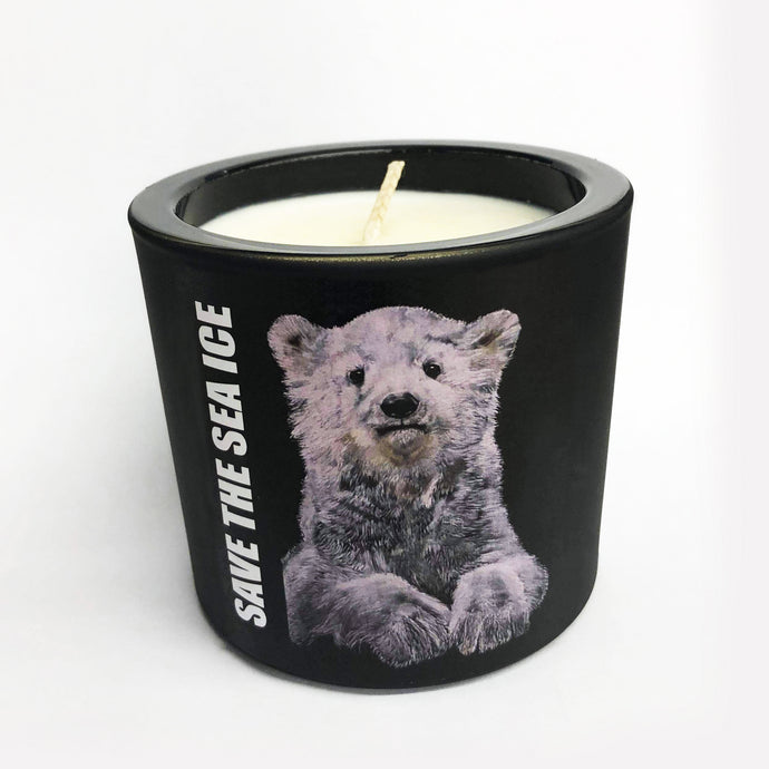 UKI Single-Wick Soy Candle Tumbler