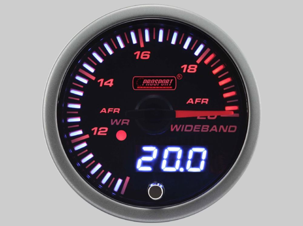 Superb Prosport Wideband Air Fuel Premium Jdm Series Prosportgauges Wiring 101 Garnawise Assnl
