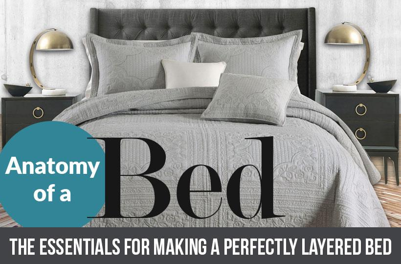 #SpaceGoals: Key elements to create a cozy bed