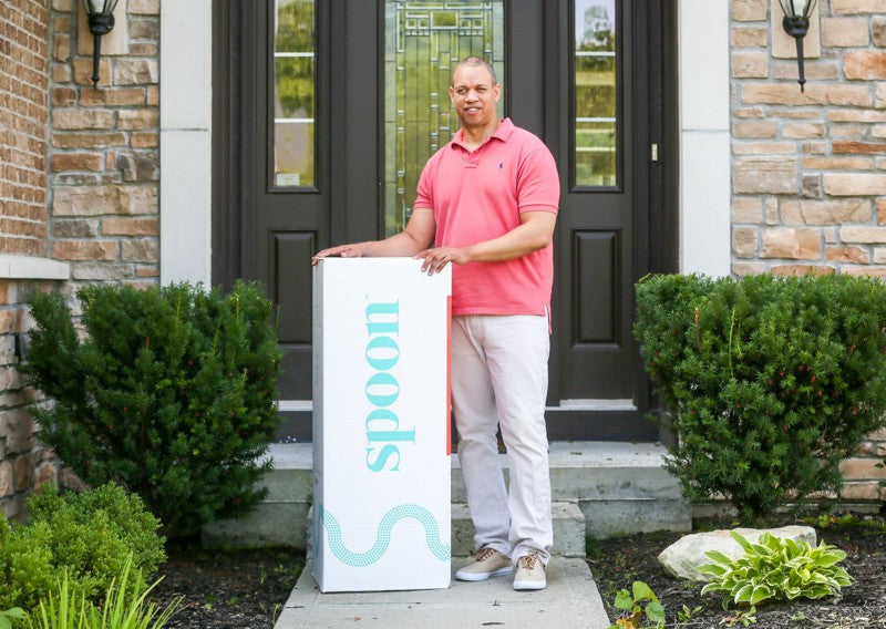 Middletown man's business helps people sleep easier