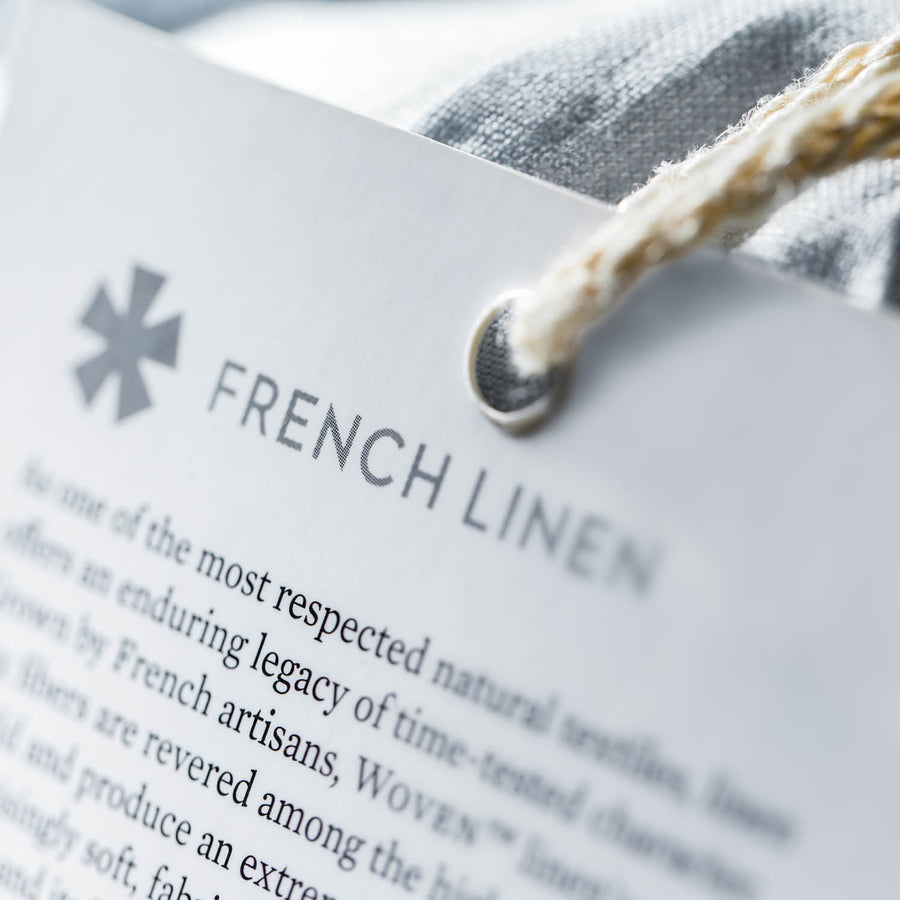 French Artisan Flax Linen Sheets