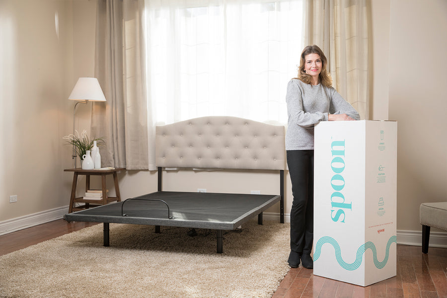 SPOON SLEEP HYBRID MATTRESS
