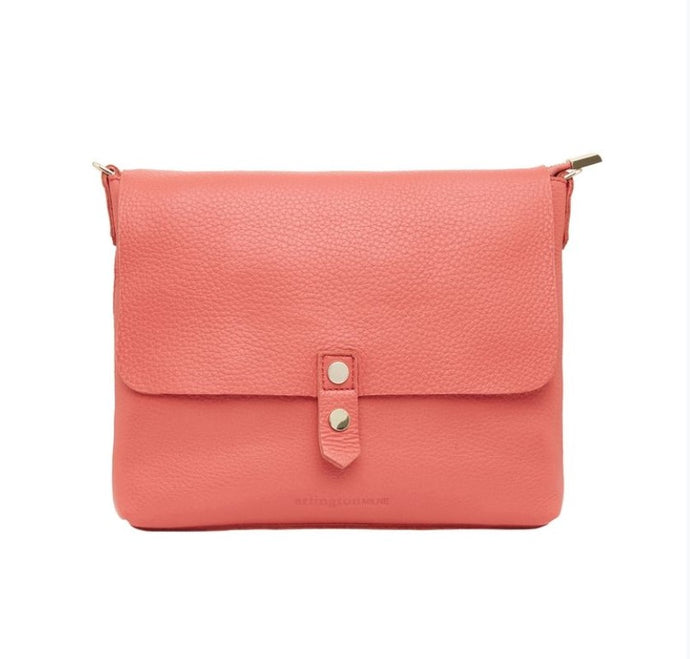 Paige Crossbody - Dusty Coral