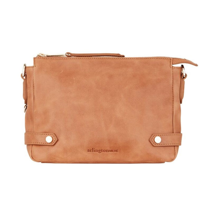 Rachel Crossbody - Vintage Tan