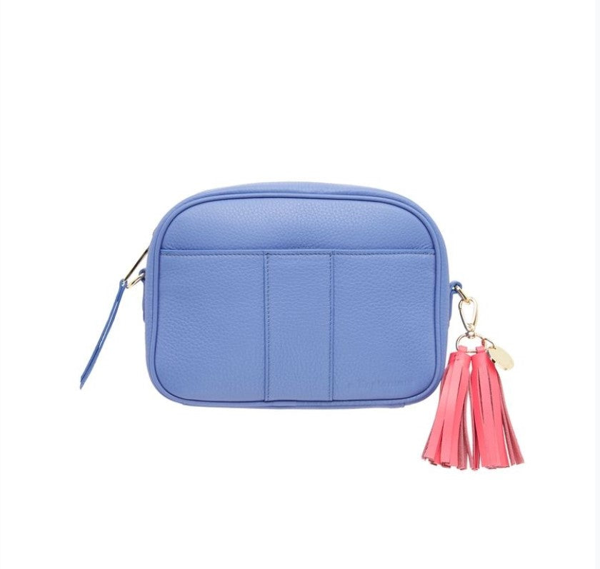 Zara Camera Bag - Cornflower Blue