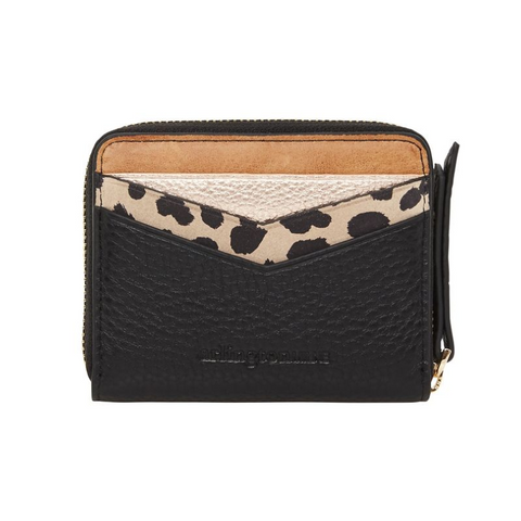 Alexis Zip Purse - Black Multi