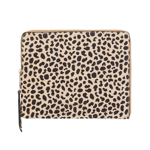 Tech Case - Spot Suede