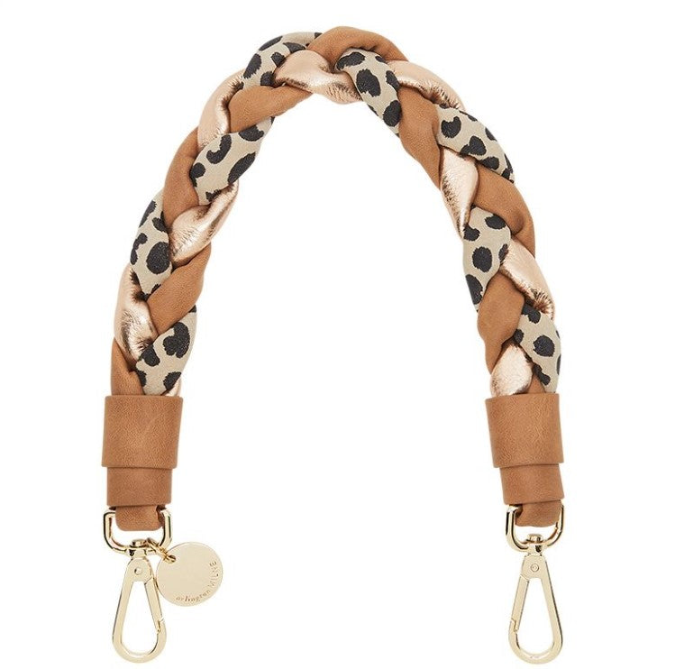 AM Plaited Strap - Vintage Tan (Multi)