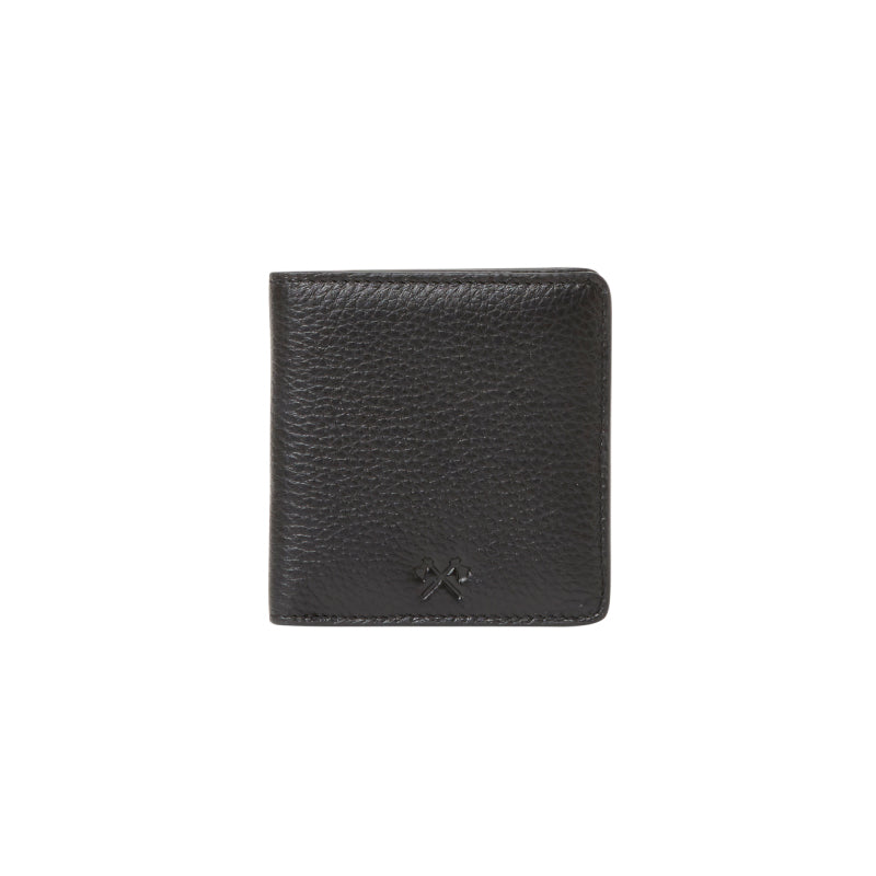 Patrick Leather Wallet (Black)