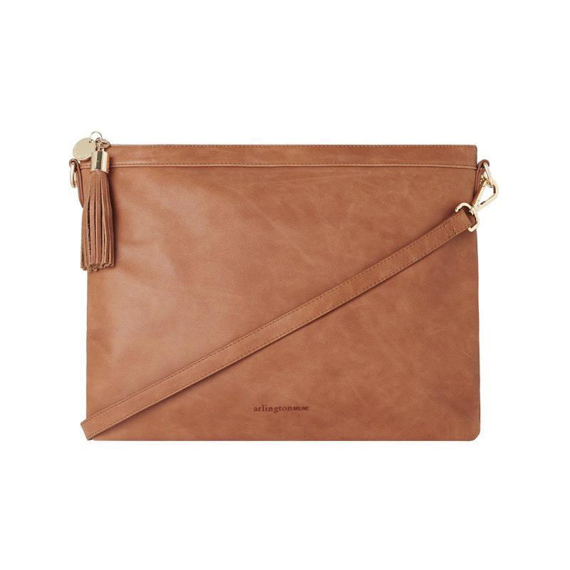 Coco Bag - Vintage Tan with chain