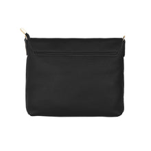 Paige Crossbody - Black