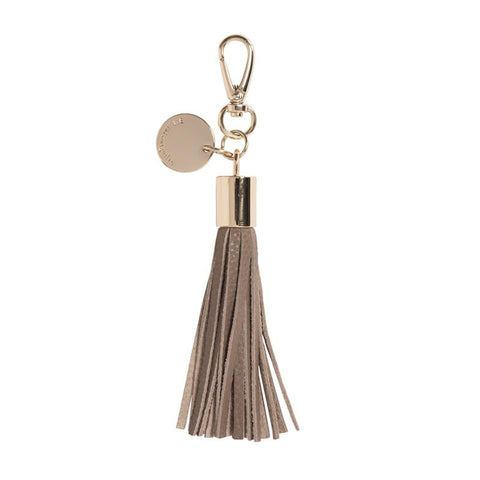 Tassel Leather (Khaki)