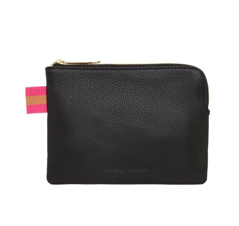 Paige Coin Purse - Black