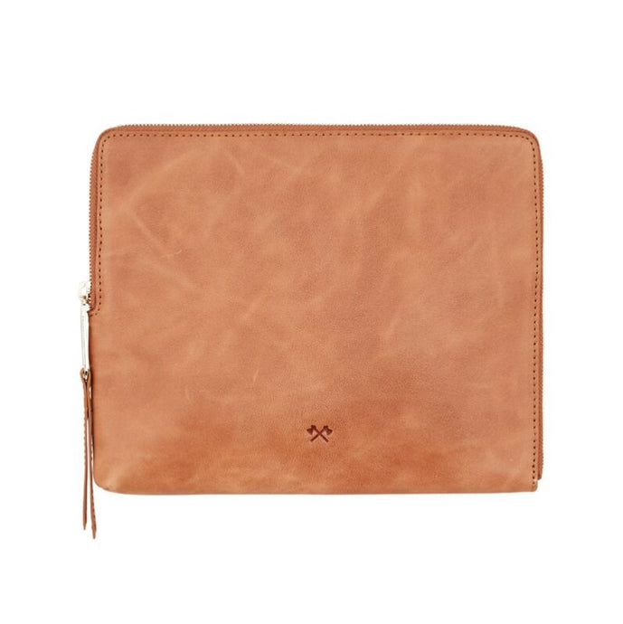 Tech Case - Vintage Tan