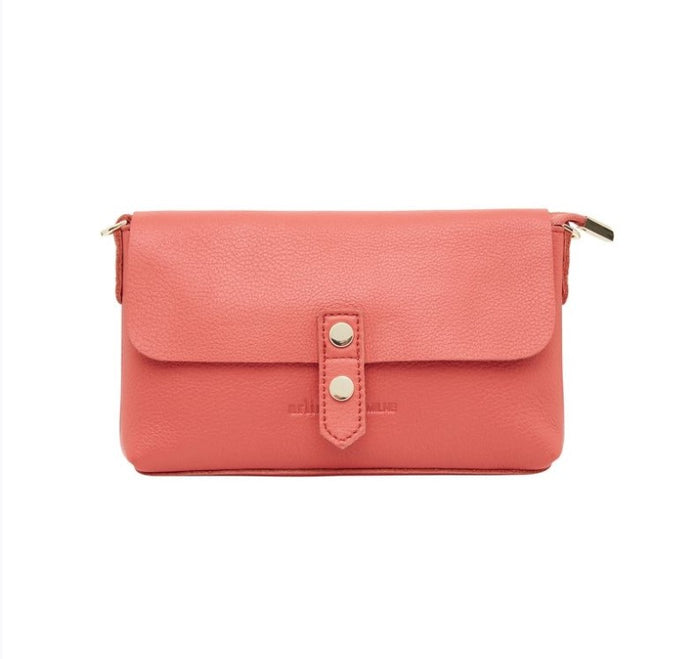 Paige Wallet - Dusty Coral