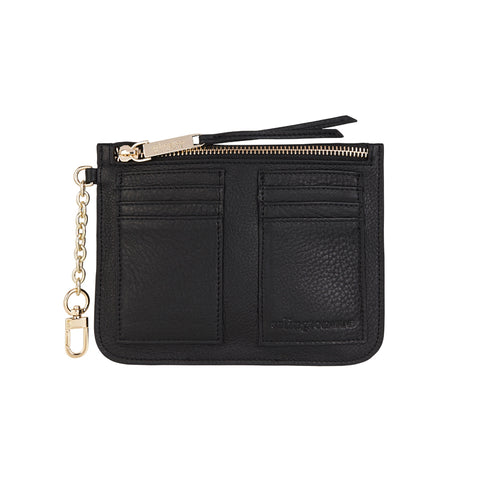 Coco Coin Purse - Black